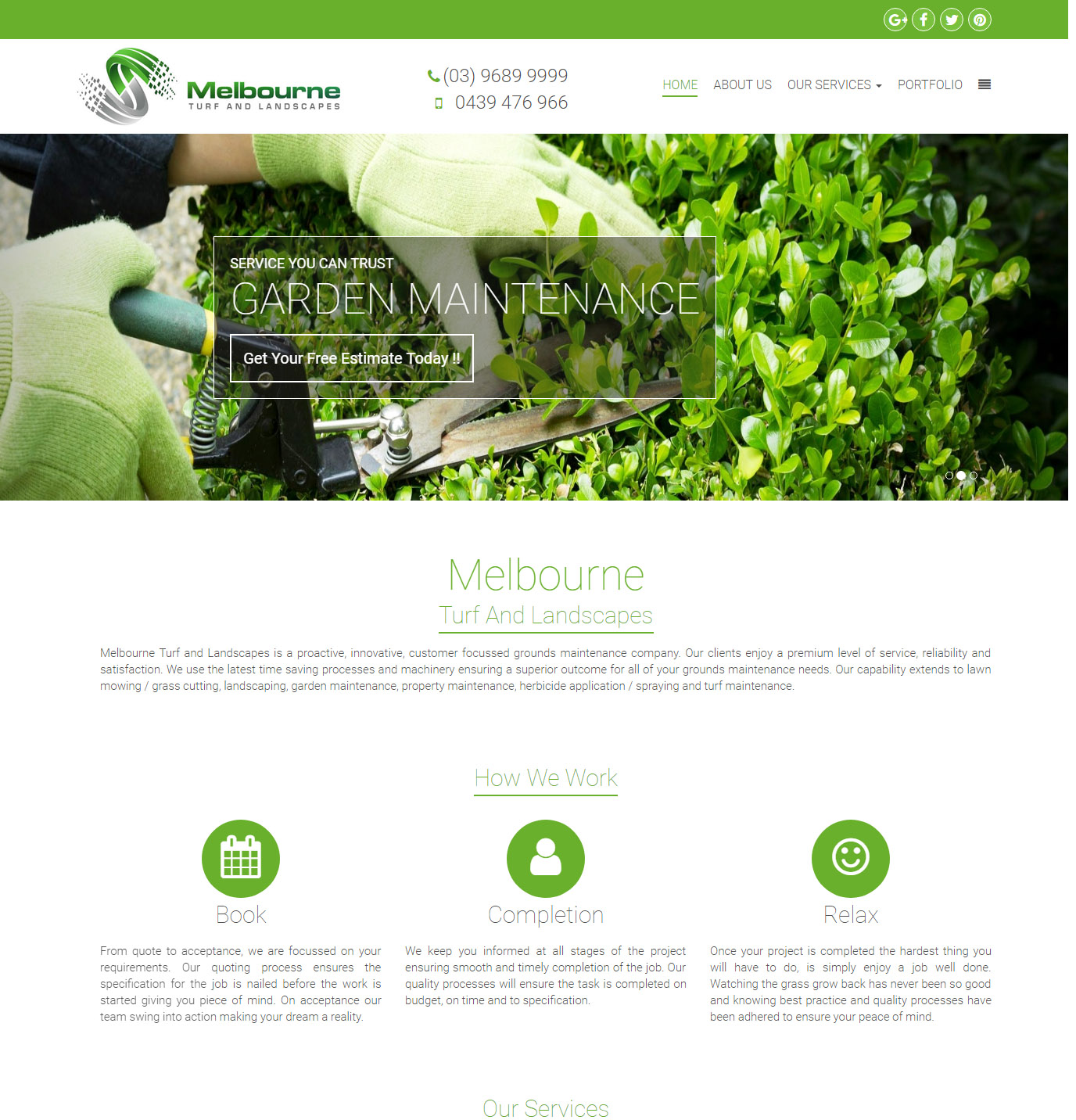 melbourne-project