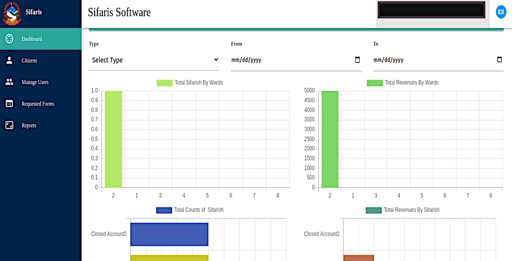 sifaris-software